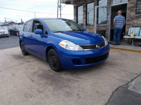 2010 Nissan Versa for sale at Preferred Motor Cars of New Jersey in Keyport NJ