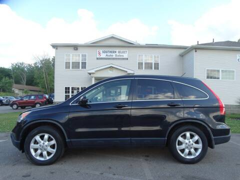 2007 Honda CR-V for sale at SOUTHERN SELECT AUTO SALES in Medina OH