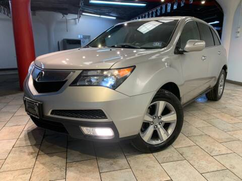 2012 Acura MDX for sale at EUROPEAN AUTO EXPO in Lodi NJ