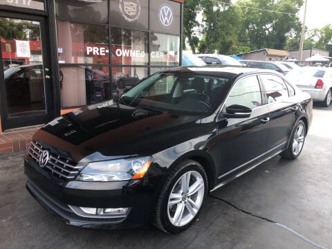 2014 Volkswagen Passat for sale at Kings Auto Group in Tampa FL