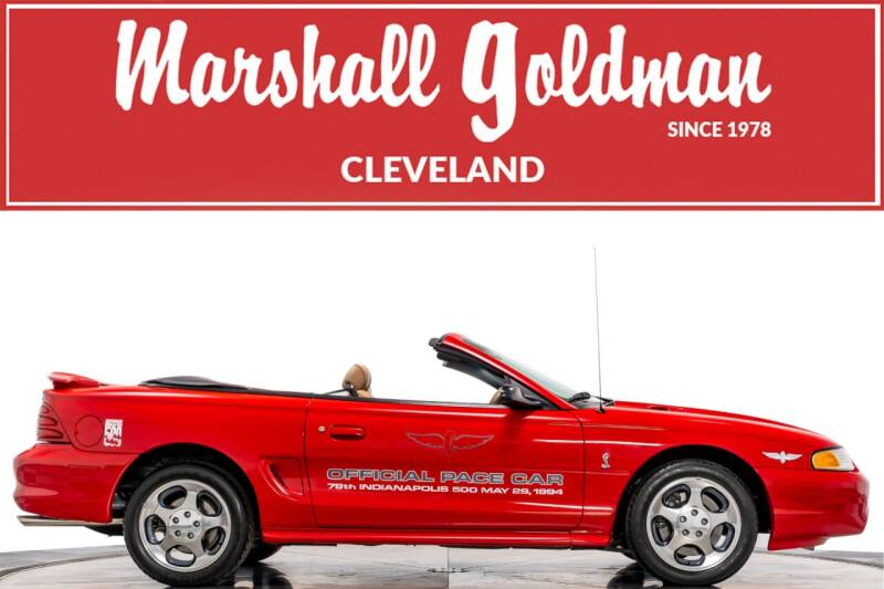 1994 Ford Mustang SVT Cobra for sale in Cleveland, OH