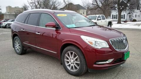2017 Buick Enclave for sale at Unzen Motors in Milbank SD