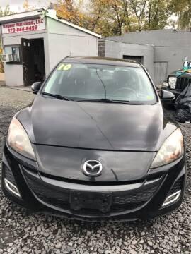 2010 Mazda MAZDA3 for sale at Keyser Autoland llc in Scranton PA