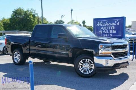 2017 Chevrolet Silverado 1500 for sale at Michael's Auto Sales Corp in Hollywood FL