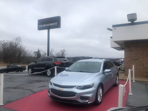 2018 Chevrolet Malibu for sale at Penland Automotive Group in Taylors SC