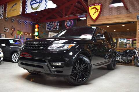 2015 Land Rover Range Rover Sport for sale at Chicago Cars US in Summit IL