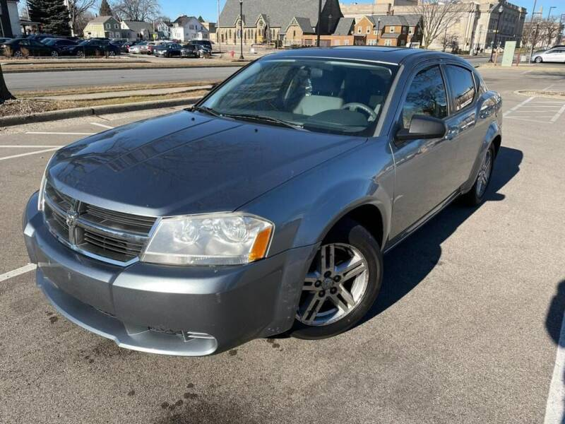 2008 Dodge Avenger for sale at Your Car Source in Kenosha WI
