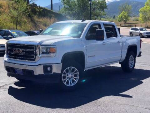 2015 GMC Sierra 1500 for sale at Lakeside Auto Brokers Inc. in Colorado Springs CO