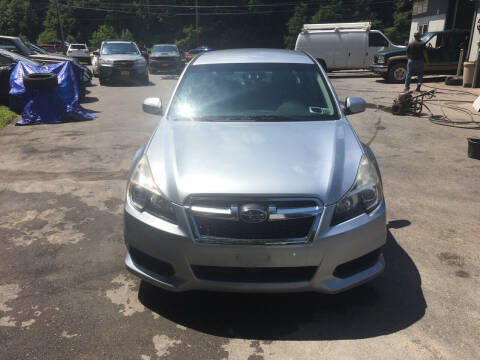 2013 Subaru Legacy for sale at Mikes Auto Center INC. in Poughkeepsie NY