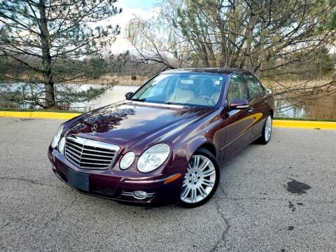 2007 Mercedes-Benz E-Class for sale at Excalibur Auto Sales in Palatine IL