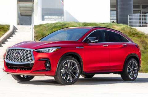 2022 Infiniti QX55 for sale at Diamante Leasing in Brooklyn NY