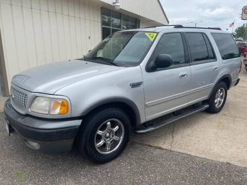 2000 Ford Expedition for sale at CHRISTIAN AUTO SALES in Anoka MN