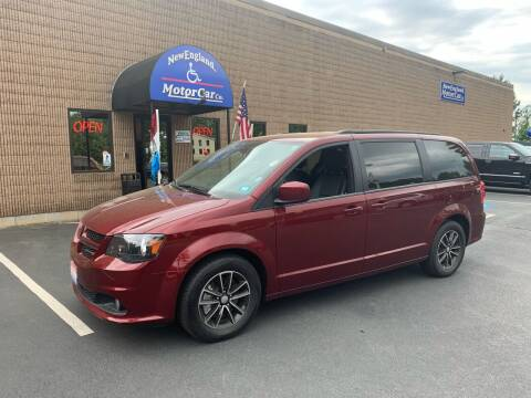 2019 Dodge Grand Caravan for sale at CJ Clark's New England Motor Car Company in Hudson NH