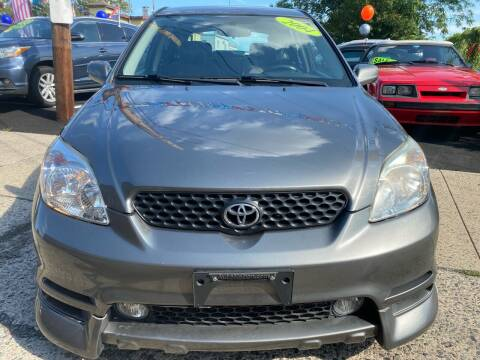 2004 Toyota Matrix for sale at Best Cars R Us in Plainfield NJ