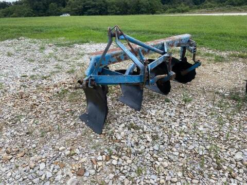 2021 Farm Ford 4-Bottom Tractor Plow for sale at Ken's Auto Sales & Repairs in New Bloomfield MO
