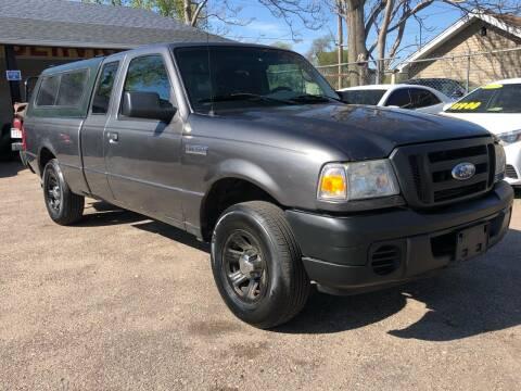 2008 Ford Ranger for sale at El Tucanazo Auto Sales in Grand Island NE