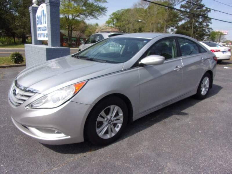 2013 Hyundai Sonata for sale at Good To Go Auto Sales in Mcdonough GA