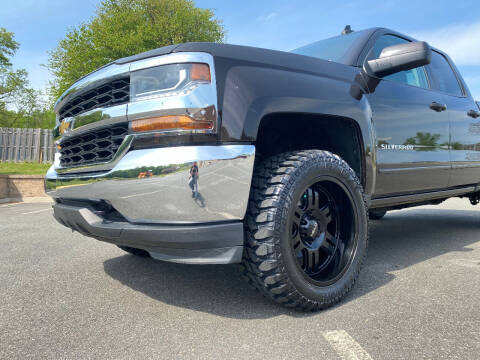 2018 Chevrolet Silverado 1500 for sale at Superior Wholesalers Inc. in Fredericksburg VA