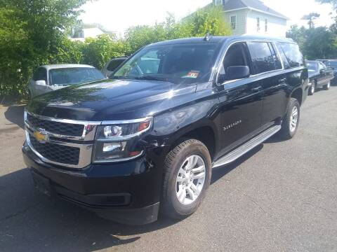 2016 Chevrolet Suburban for sale at Wilson Investments LLC in Ewing NJ