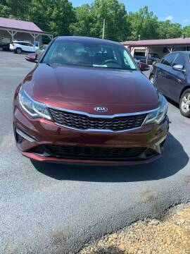 2019 Kia Optima for sale at RHK Motors LLC in West Union OH