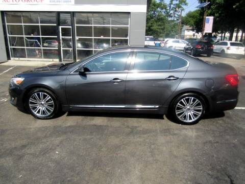 2014 Kia Cadenza for sale at American Auto Group Now in Maple Shade NJ