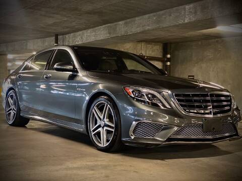 2015 Mercedes-Benz S-Class for sale at FALCON AUTO BROKERS LLC in Orlando FL