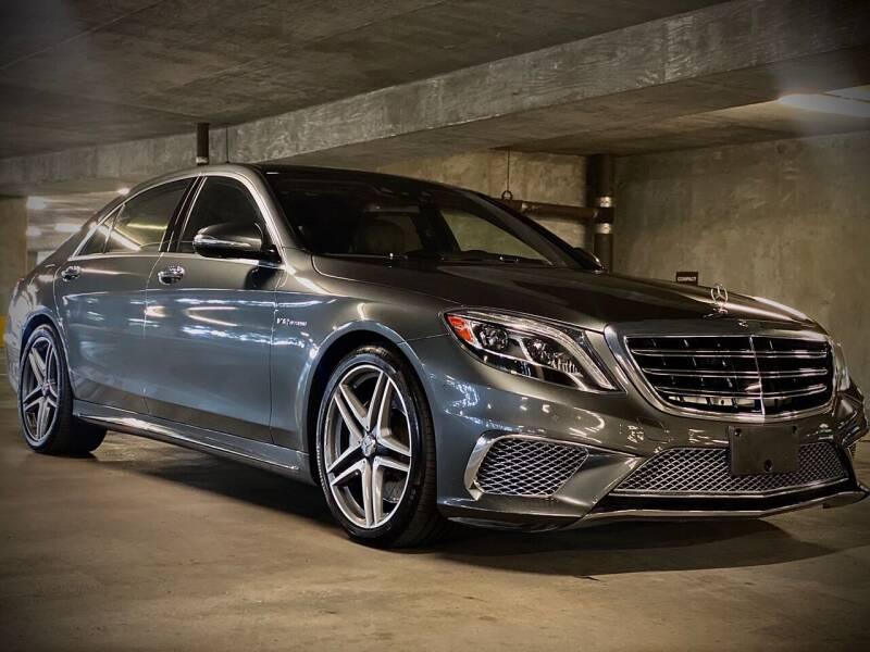 2015 Mercedes-Benz S-Class for sale at FALCON AUTO BROKERS LLC in Orlando FL