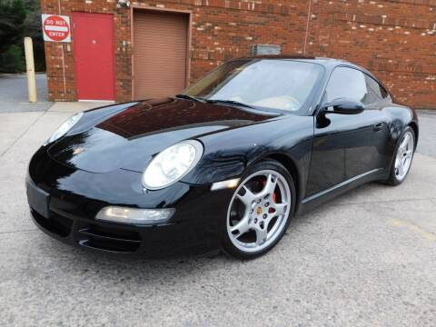 2006 Porsche 911 for sale at AutoTrend & Trucks Inc in Fredericksburg VA