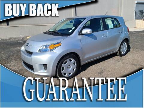 2012 Scion xD for sale at Reliable Auto Sales in Las Vegas NV