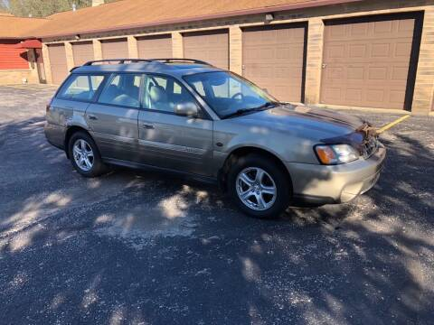 2004 Subaru Outback for sale at Diamond Auto Sales in Milwaukee WI