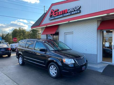 2010 Chrysler Town and Country for sale at AG AUTOGROUP in Vineland NJ