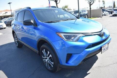 2017 Toyota RAV4 for sale at DIAMOND VALLEY HONDA in Hemet CA
