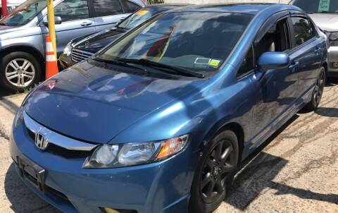 2009 Honda Civic for sale at Deleon Mich Auto Sales in Yonkers NY