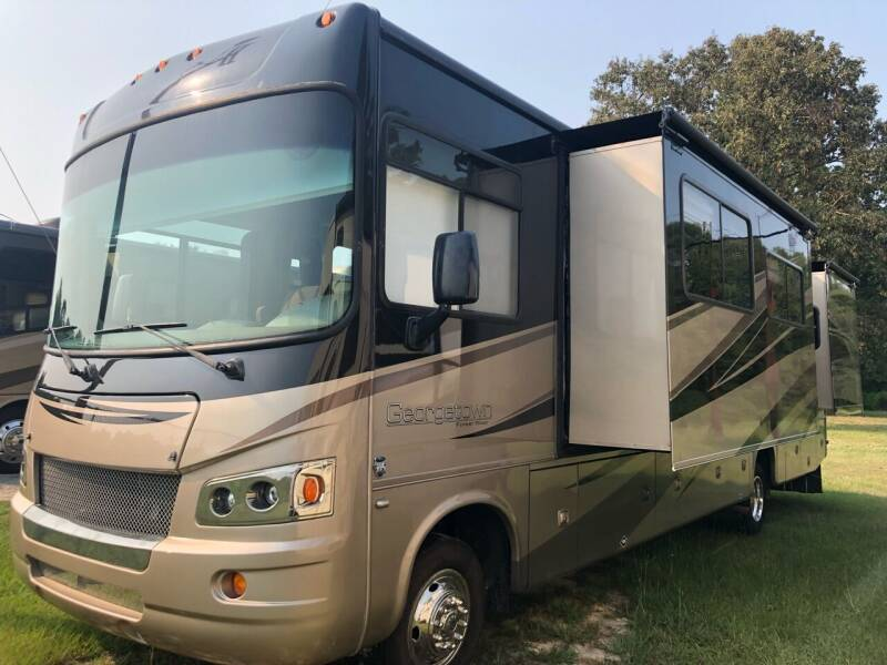 2012 Forest River Georgetown 350TS for sale at S & M WHEELESTATE SALES INC - Class A in Princeton NC