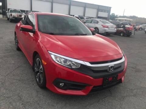 2017 Honda Civic for sale at Gregg Orr Pre-Owned Shreveport in Shreveport LA