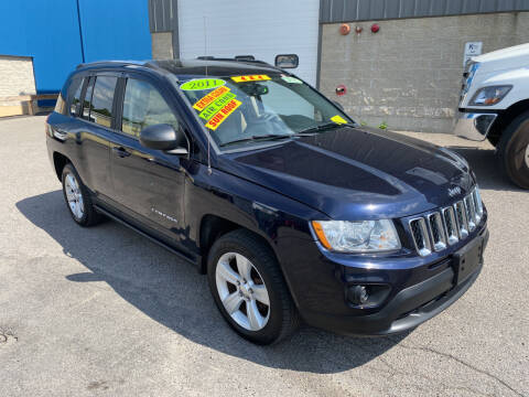 2011 Jeep Compass for sale at Adams Street Motor Company LLC in Dorchester MA