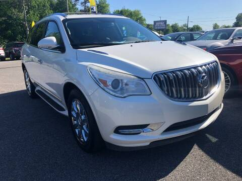 2013 Buick Enclave for sale at RPM AUTO LAND in Anniston AL