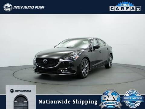 2018 Mazda MAZDA6 for sale at INDY AUTO MAN in Indianapolis IN