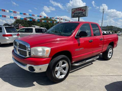 2006 Dodge Ram Pickup 1500 for sale at Autoway Auto Center in Sevierville TN