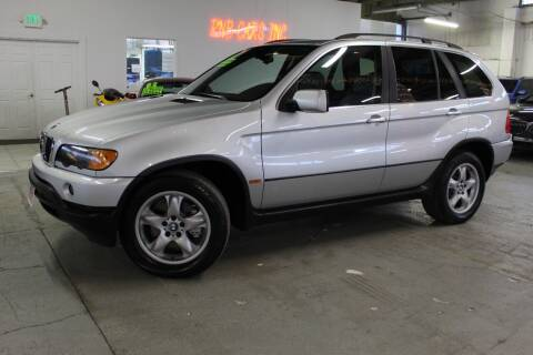 2002 BMW X5 for sale at R n B Cars Inc. in Denver CO