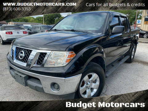 2011 Nissan Frontier for sale at Budget Motorcars in Tampa FL