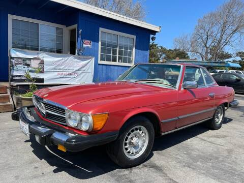 1979 Mercedes-Benz 380-Class for sale at Dodi Auto Sales in Monterey CA