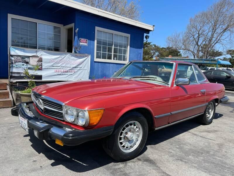 1979 Mercedes-Benz 380-Class for sale at Dodi Auto Sales in Monterey CA