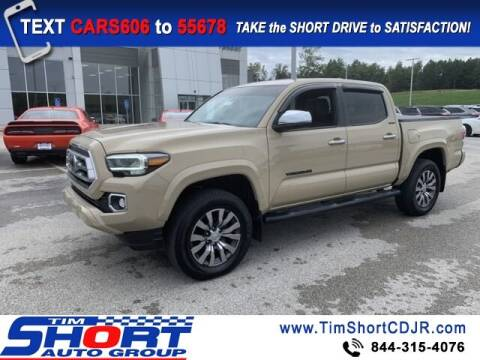 2020 Toyota Tacoma for sale at Tim Short Chrysler in Morehead KY