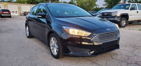 2015 Ford Focus for sale at Wyss Auto in Oak Creek WI