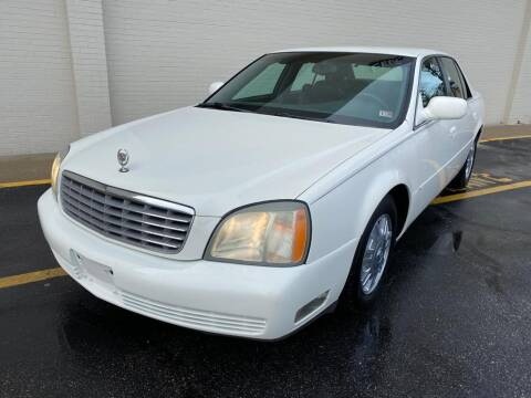 2004 Cadillac DeVille for sale at Carland Auto Sales INC. in Portsmouth VA