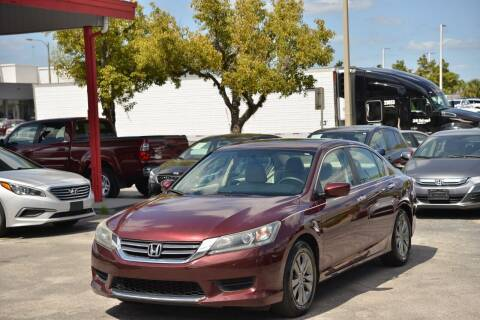 2014 Honda Accord for sale at Motor Car Concepts II - Colonial Location in Orlando FL