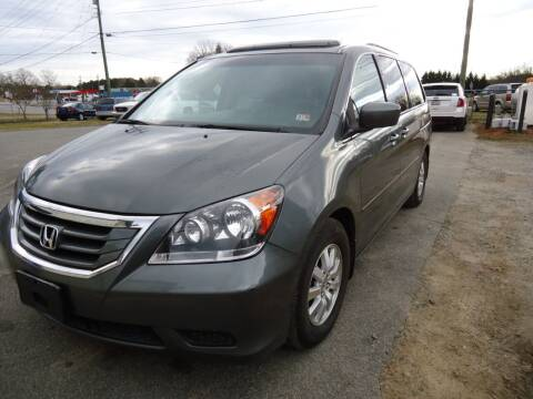 2008 Honda Odyssey for sale at Street Source Auto LLC in Hickory NC