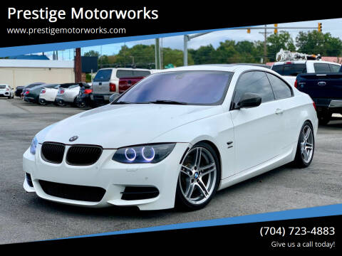 2011 BMW 3 Series for sale at Prestige Motorworks in Concord NC