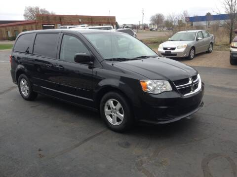 2013 Dodge Grand Caravan for sale at Bruns & Sons Auto in Plover WI